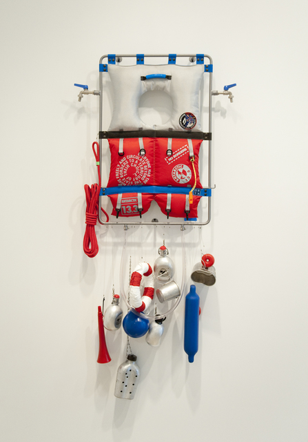 , 'Life Line - Survival Kit,' 2008, Jane Lombard Gallery