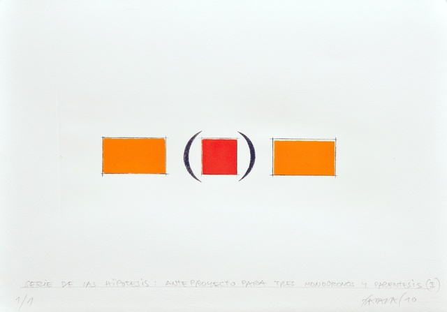 , 'Untitled,' 2010, Centro de Edición