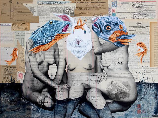 , 'Cannibalism,' 2018, Galerie SOON
