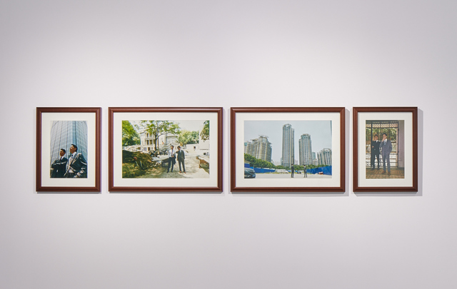 Kwan Sheung Chi 關尚智, 'My Nephew 世侄', 2019, Photography, C-print, Edouard Malingue Gallery