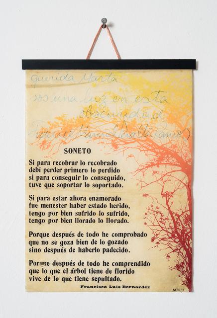, 'Sin título,' , Del Infinito