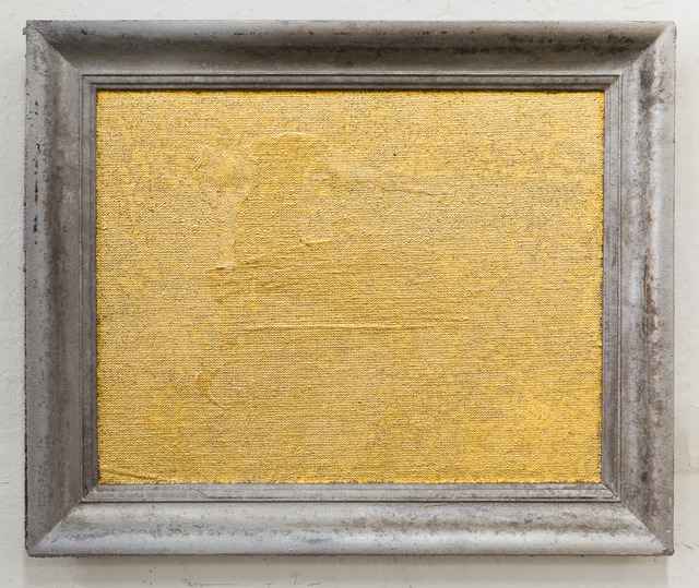 , 'Casted Gilded Canvas,' 2014, Mai 36 Galerie