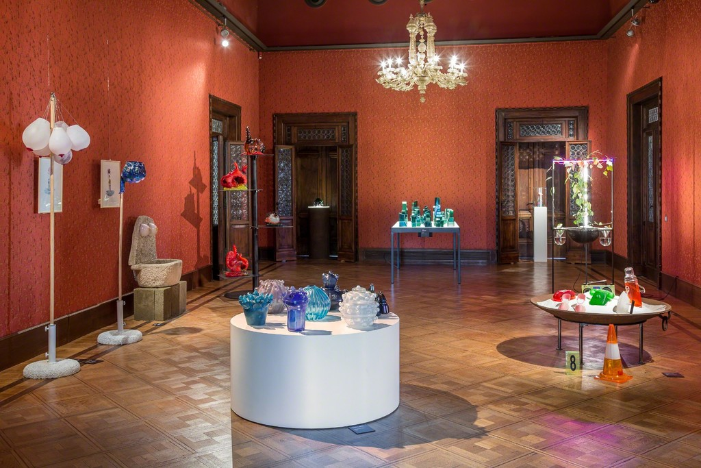 GLASSTRESS 2017 at Palazzo Franchetti.
