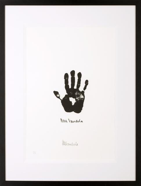 , 'Hand of Africa,' 2002, Belgravia Gallery