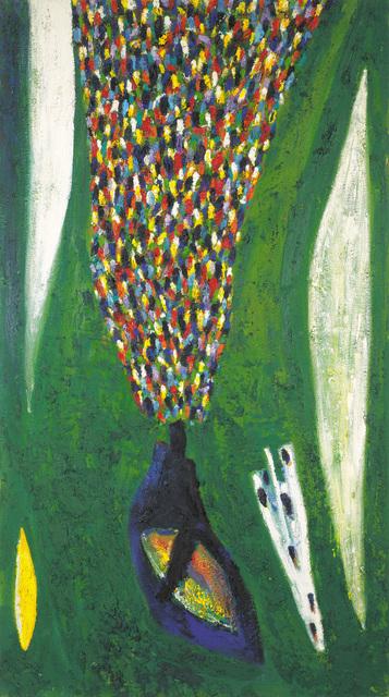 """, '""""Gedenken"""",' 1990-1991, Galerie Bei Der Albertina Zetter"""