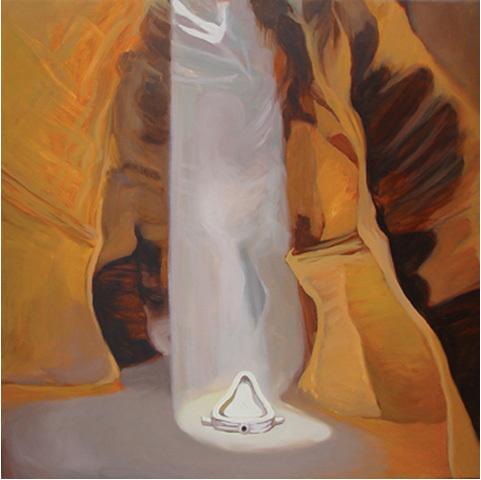 , 'Arqueológica II,' 2007, Sala Parés
