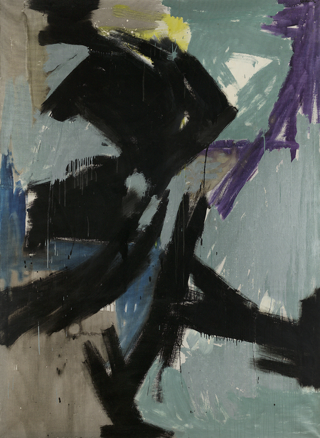 , 'No. 9,' 1958, Berry Campbell Gallery