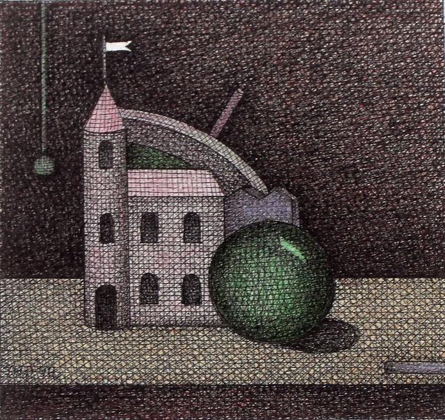 , 'Still life with a fairytale house,' 2003, Gallery Katarzyna Napiorkowska | Warsaw & Brussels