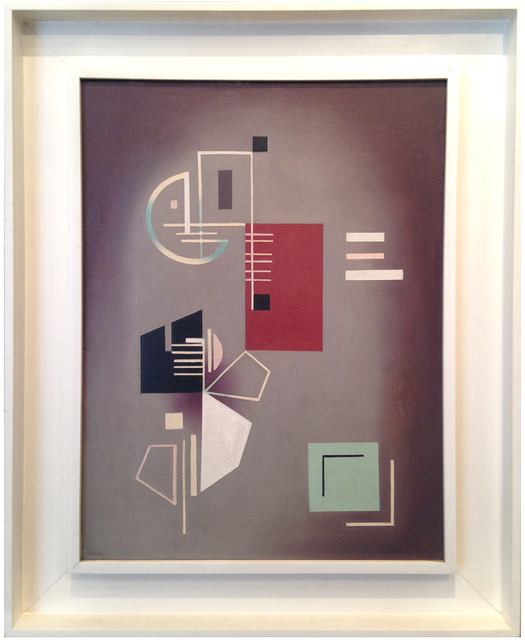 Jean Xceron, 'Composition #212', 1941, Washburn Gallery