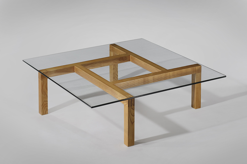 Pierre guariche low table 1960 available for sale for Unique center table designs