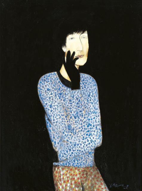 , 'Gentleman,' 1990s, Anna Ning Fine Art