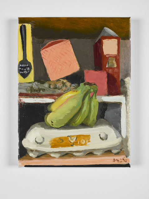 Liu Xiaodong, 'Bananas and eggs', 2018, Lisson Gallery