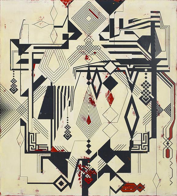 , 'Nebuchadnezzar Garden,' 2013, Galería Hilario Galguera