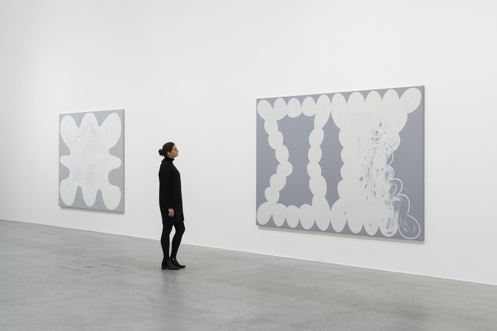 Amy Feldman, Breath  Myth, 2016, Installation view, Courtesy the artist and BlainSouthern, Photo Trevor Good
