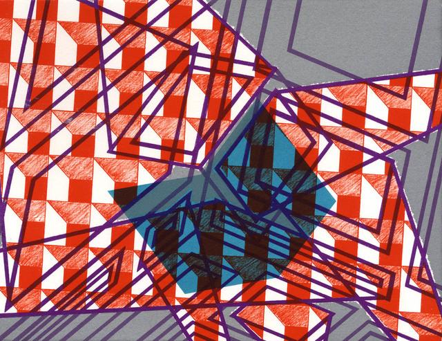 , 'Mirror x 6 (6),' 2008, Flowers