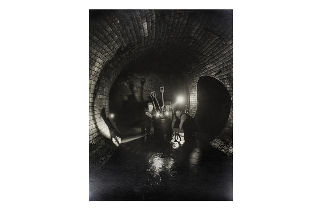 Charles Harry 'Slim' Hewitt, 'London Sewers', 1949, Chiswick Auctions