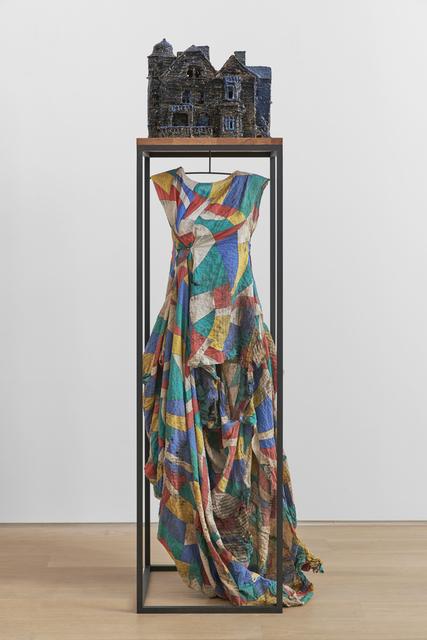 Paulina Olowska, 'Disco Ofelia and Eleuter House (after Jaroslaw Iwaszkiewicz', 2019, Simon Lee Gallery