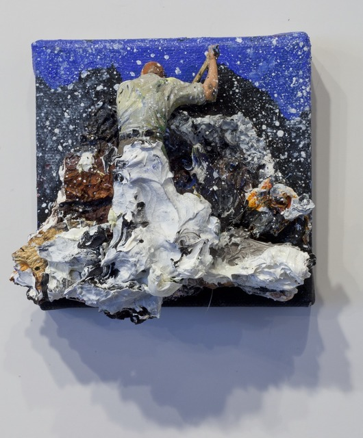 , 'Worker (3D),' 2012, Gallery NAGA