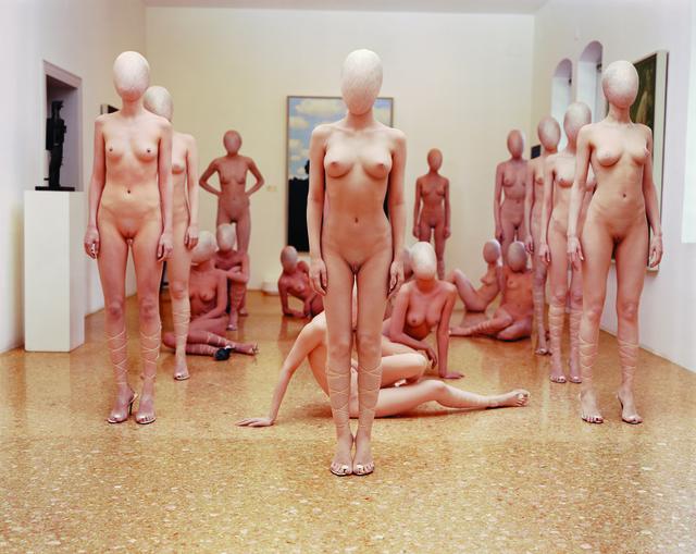 Vanessa Beecroft, 'VB47.364.DR', 2001, Serge Sorokko Gallery