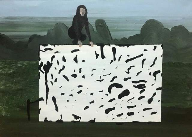 , 'Spreading Time,' 2016, Blanca Soto Arte