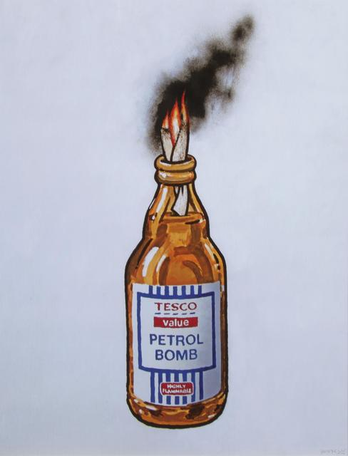 Banksy, 'Tesco Bomb', 2011, Julien's Auctions