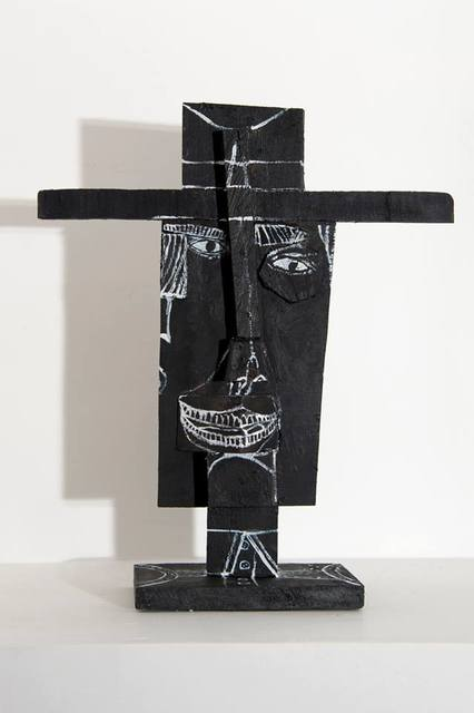 , 'Personaje Quiteno,' 2010, Galerie Claire Corcia