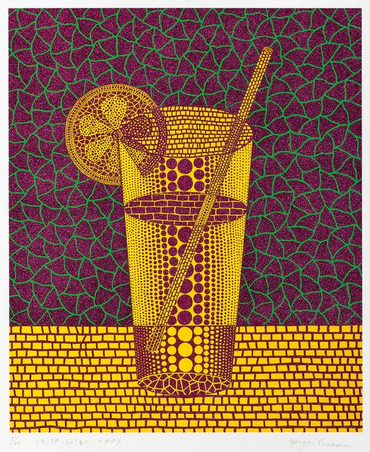 Yayoi Kusama, 'Lemon Squash (3)', 1999, Seoul Auction