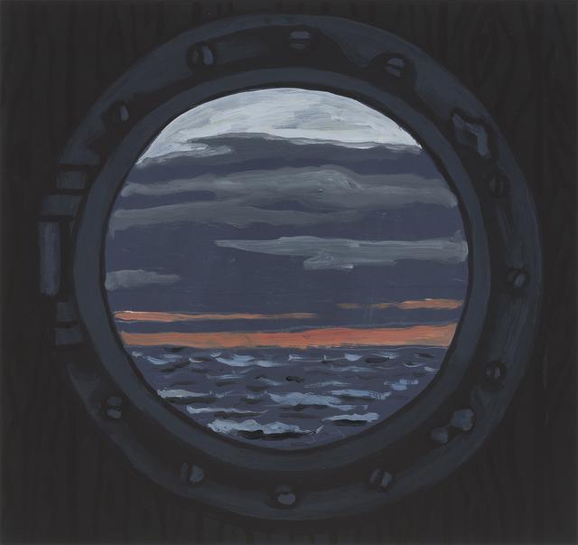 , 'Porthole 8,' 2014, Stewart & Stewart