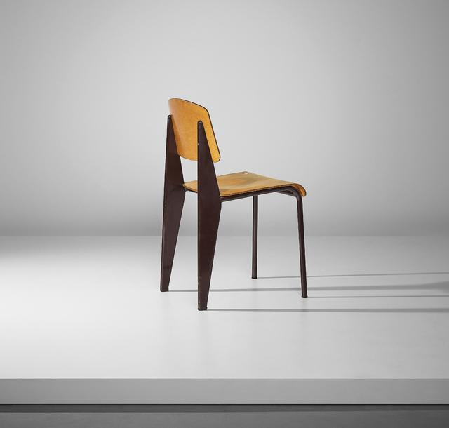 Jean Prouvé, ''Semi-metal' chair, model no. 305', designed 1950, produced 1950, 1969, Phillips