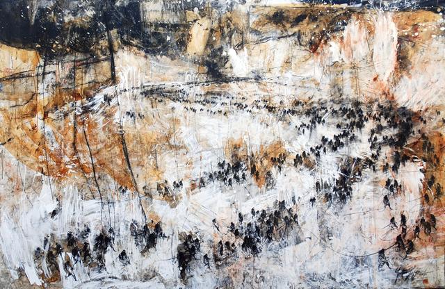 """, 'De la serie """"Exodos del nuevo milenio"""",' 2015, Victor Lope Arte Contemporaneo"""
