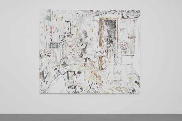 , 'Haze, Balltsz, MuiMui and Doodood,' 2016, Pilar Corrias Gallery