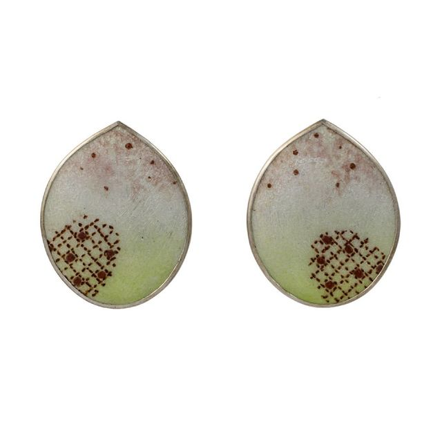 , 'Periphery Earrings,' 2018, Sienna Patti Contemporary