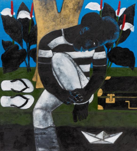 , 'Many Rivers to Cross,' 2018, Ed Cross Fine Art