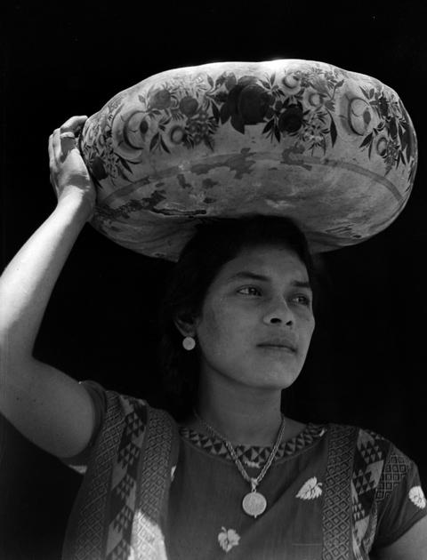 , 'Mujer de Tehuantepec,' ca. 1929, Galeria Enrique Guerrero