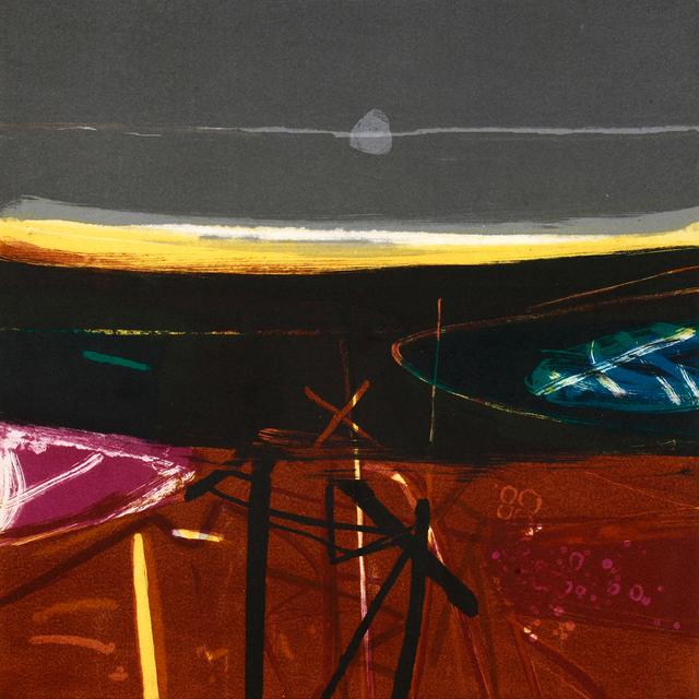 , 'Downpatrick Storm,' 2006, Stoney Road Press