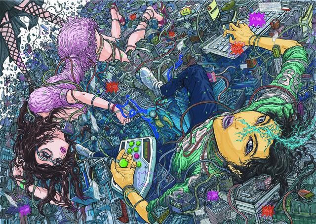 , 'Shinjuku Game,' 2010, Micheko Galerie