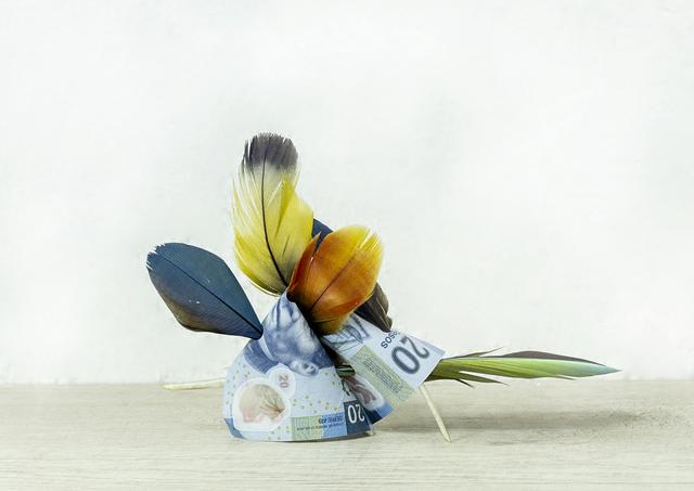 , 'Billete de 20 pesos Mexicanos (Katchina),' 2019, CuratorLove