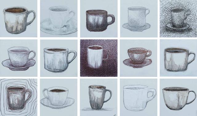 , 'A Cup,' 2018, Beatriz Esguerra Art