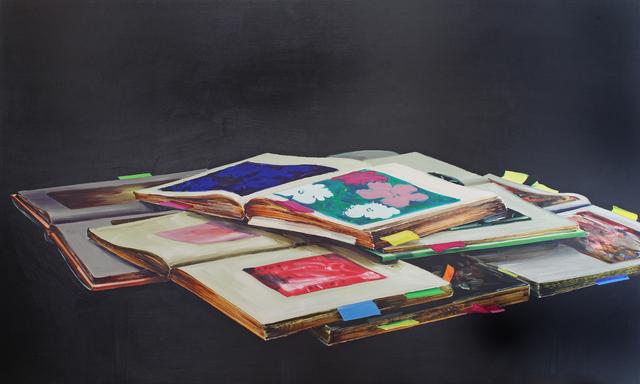, 'Flowers,' 2014, Hosfelt Gallery