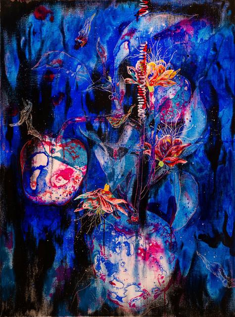 Wang Liang-Yin, 'Sinful Forbidden Fruit', 2018, Lin & Lin Gallery
