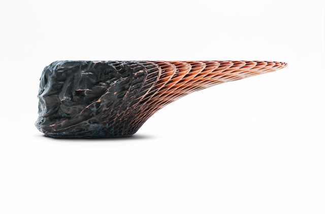 , 'Metsidian (Copper),' 2015, Gallery ALL