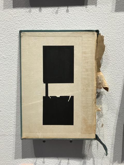 , 'Broken Book Series #42,' 2018, k contemporary