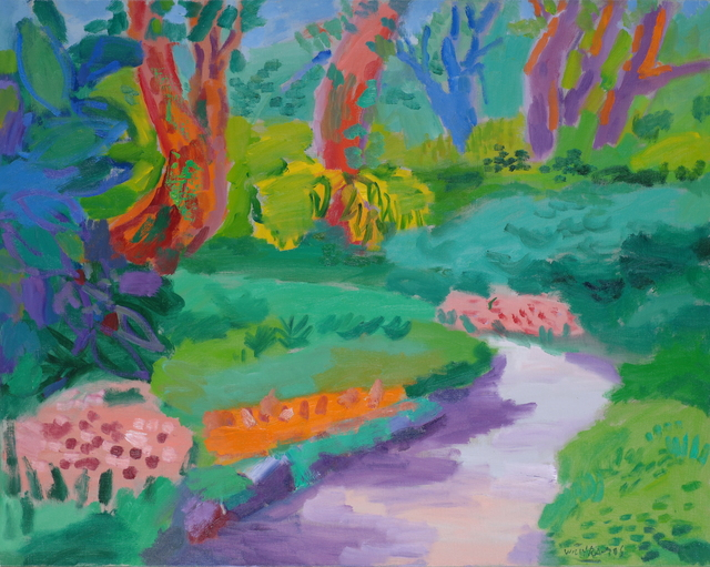 , 'Jardin Botanico,' , Odon Wagner Gallery