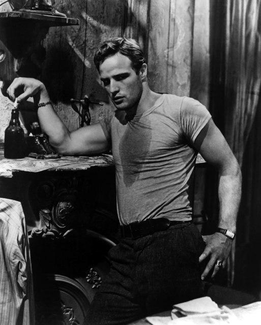 , 'Marlon Brando in A Streetcar Named Desire ,' 1951, Les Arts Décoratifs