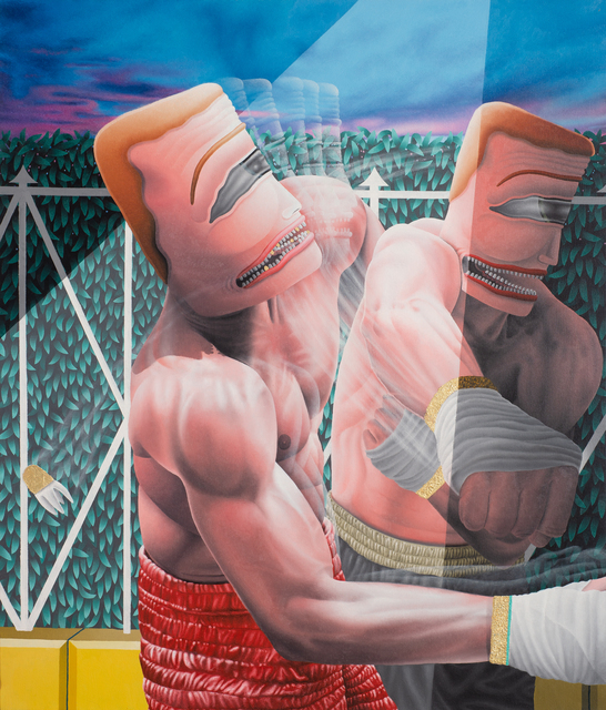 , 'Knockout,' 2018, DETOUR Gallery