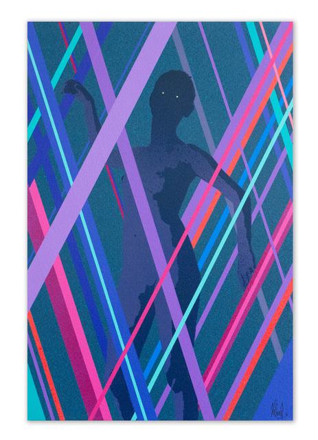 , 'Crossfire,' 2016, Spoke Art