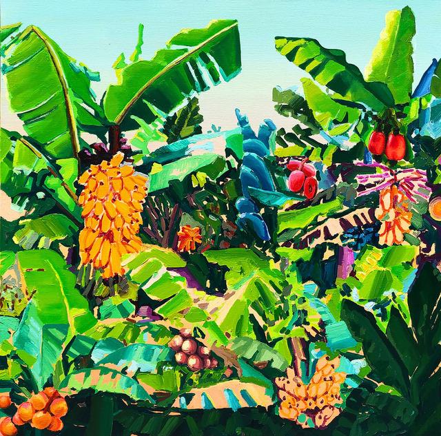Alejandra Atares, 'Fluor green', 2019, Victor Lope Arte Contemporaneo