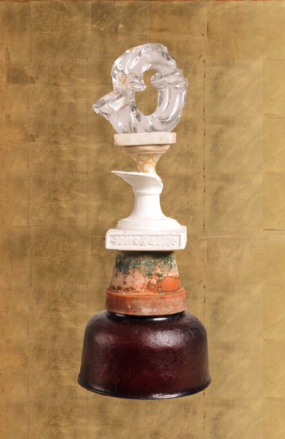, 'Daum #1,' 2014, Galleria Ca' d'Oro