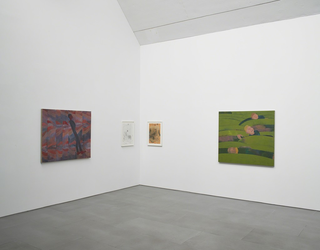 Planck Time, 2015, Exhibition view