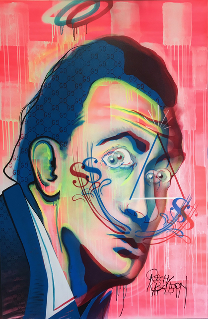 , 'Dali's Gucci,' 2018, Graffik Gallery / Banksy Editions